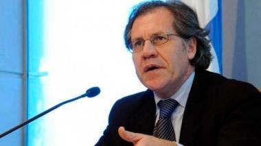 OEA felicita al Gobierno por retomar diálogos de paz con el Eln