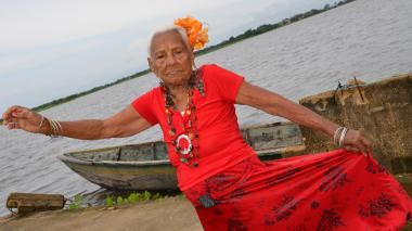 Adiós a Bertha Piña, la mejor bailadora de porro y fandango de las Sabanas de Sucre y Córdoba