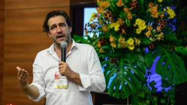 """""""Colombia es un modelo"""": Luis Arroyo"""