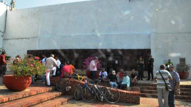 Piden investigar a la Alcaldía de Valledupar por borrar mural