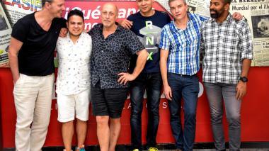 Nueva Manteca,  jazz latino de Holanda para el mundo