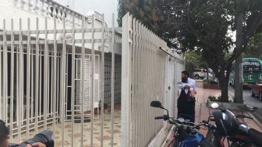 Hallan muerta y con signos de violencia a anciana en casa del barrio La Concepción