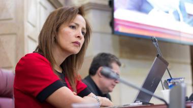 Olga Lucia Velásquez.