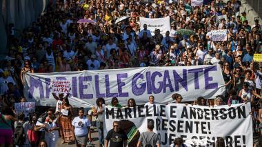"""El asesinato de una """"guerrera"""" de las favelas conmociona a Brasil"""