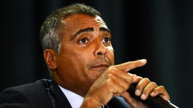 Romario quiere ser gobernador de Río de Janeiro
