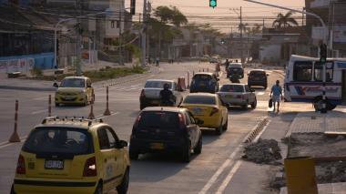 Así transcurre la ciudad con los cambios viales