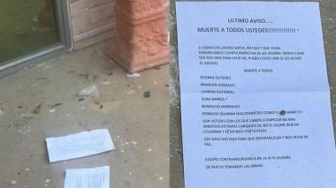 Amenazan a líderes wayuu en La Guajira