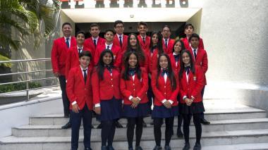 Colegio de Barranquilla competirá en olimpiadas de inglés