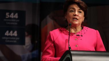 Eligen a Dolly Montoya como nueva rectora de la Universidad Nacional