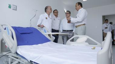 Hospital Niño Jesús amplió cobertura para atención de maternas