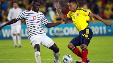 """""""Este momento nos pone una prueba para lo que es el Mundial"""": Luis Fernando Muriel"""