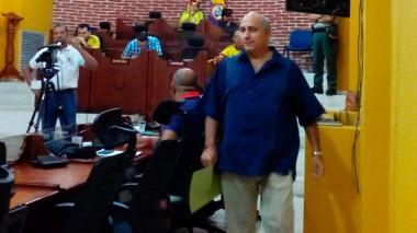 Tras 20 años como concejal de Cartagena, renuncia David Dáger Lequerica