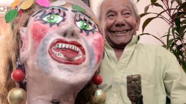 Jorge Altamiranda, una herencia gigante para el Carnaval