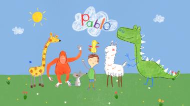 Lanzan serie infantil animada protagonizada por niños con TEA