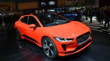 Jaguar incursiona en el negocio de carros autónomos