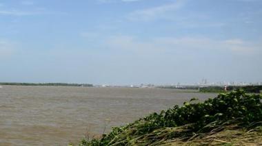 Hallan cuerpo sin vida a orillas del río Magdalena
