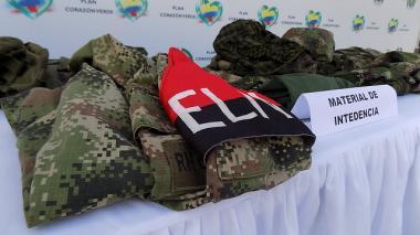 Integrante del Eln se entrega al Ejército