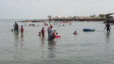 Playas de Córdoba. Imagen de referencia.