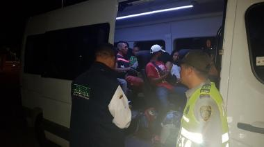 Deportan a 17 venezolanos de Valledupar