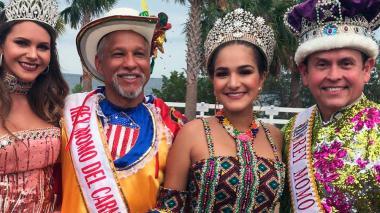 Tampa Bay se movió al ritmo del Carnaval de Barranquilla