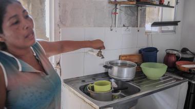 Residentes de Villa Olímpica piden explicaciones a Interventoría
