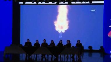 Lanzan al espacio primer satélite fabricado en Costa Rica