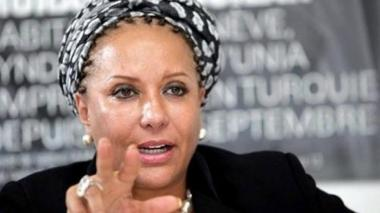 Piedad Córdoba asegura que la Farc apoya a Gustavo Petro
