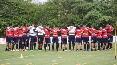 Estos son los 18 jugadores de Junior que viajarán a Ibagué para enfrentar al Tolima