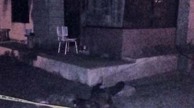 En Guachaca, matan a barranquillero y joven suiza resulta herida