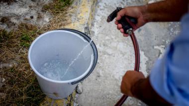 Hoy se va el agua en 158 barrios de Barranquilla y Soledad