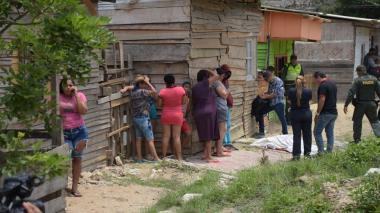 En Villa Caracas, asesinan a alias 'Pocho'