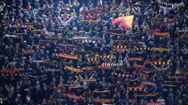 Roma vivió su noche más loca tras épico triunfo sobre el Barcelona