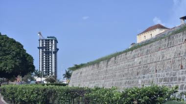 Tribunal confirma suspensión de obras del edificio Aquarela en Cartagena