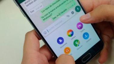 Cuidado con su privacidad en Whatsapp
