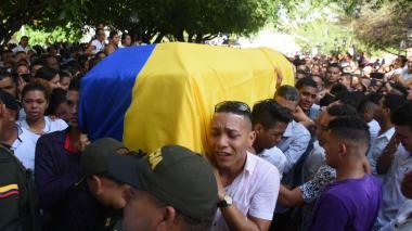 A Pacheco lo lloran en Sabanalarga