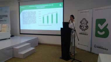 Ingresos de Barranquilla crecieron un 13% en 2017 con respecto a la vigencia 2016