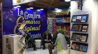 Obras y cultura de La Guajira en la Filbo 2018