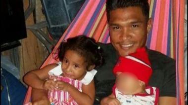 """""""Te voy a extrañar, mi angelito"""", dice Teófilo Gutiérrez tras muerte de su primita"""