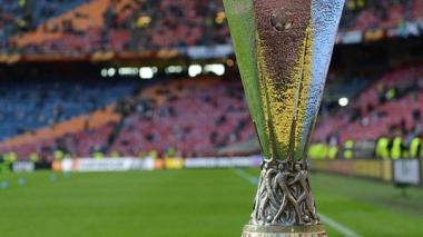 Trofeo de la Europa League.