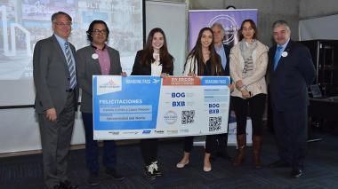 Estudiantes de Uninorte buscan triunfar en Dubái