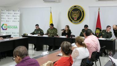 'Agamenón II' seguirá en Córdoba y Bajo Cauca
