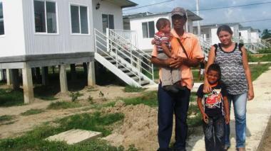 Sancionan en Bolívar a contratista  por no construir casas a damnificados