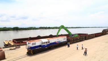 Este año se han realizado 2 trenes de prueba exitosos que han demostrado la operatividad del corredor férreo Chiriguaná – La Dorada.