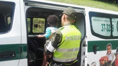 Indignación por golpiza a niña de 4 años en Bogotá