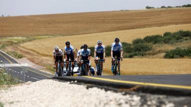 Un Giro con salida inédita en Jerusalén