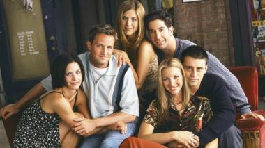 "Fans chinos de 'Friends' en ""angustia"" tras retiro de la serie"