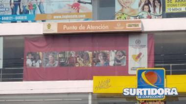 Ladrones se llevaron ocho portátiles del punto de atención a víctimas en Cartagena