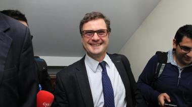 Luis Fernando Andrade, expresidente de la Agencia Nacional de Infraestructura.