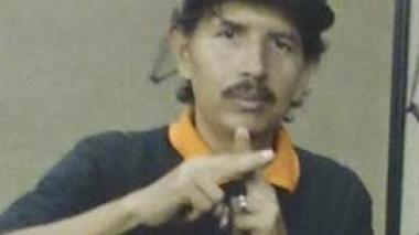 Juan Carlos Sánchez Latorre, en Venezuela.