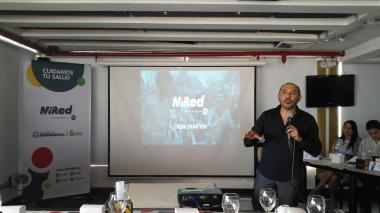 Freddy Bojanini, gerente (e) de MiRed IPS.